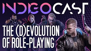 INDIGOCAST #6   The (D)evolution of Role-Playing w/ NerdSlayer