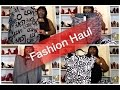 Plus Size Fashion Haul #1: Its Fashion Metro