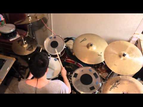 Thrice- Cataracts- Drum Cover