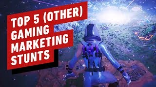 5 (Other) Amazing Marketing Stunts From Gaming