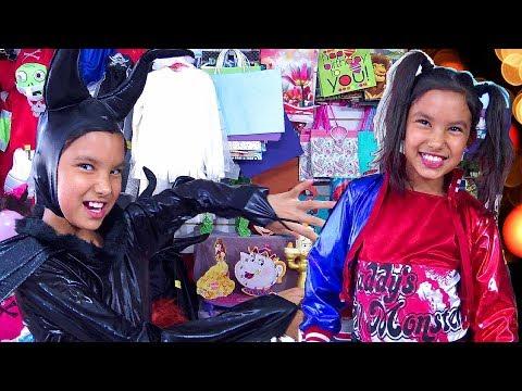 Los 10 Mejores Disfraces para Halloween | TV ANA EMILIA