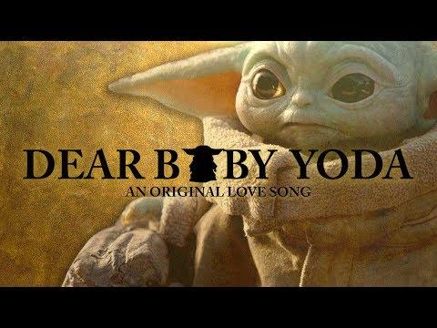 Dear Baby Yoda: A Love Song   The Ringer
