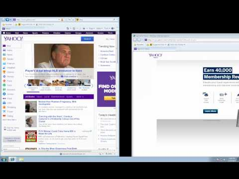 How To Open New Tabs And Windows In Internet Explorer