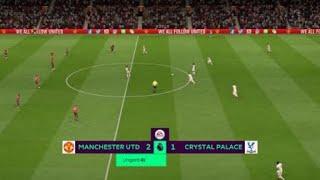 FIFA 19 - lingard in crystal palace