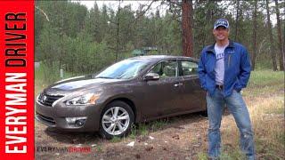 Nissan Altima 2013 Videos