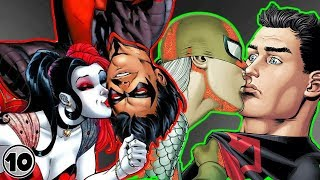 Top 10 Superhero Supervillain Couples You Didn't Know Existed - Part 2