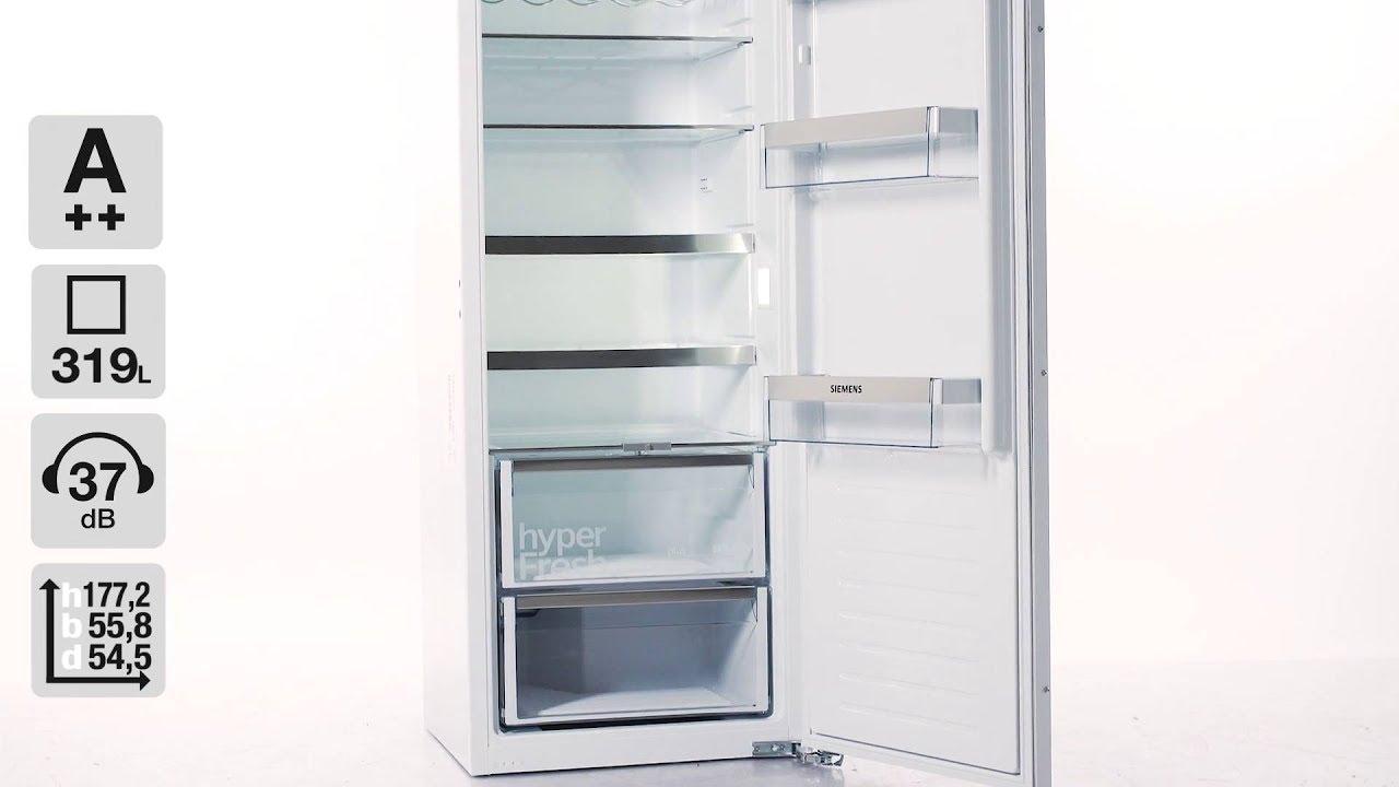 køleskab is