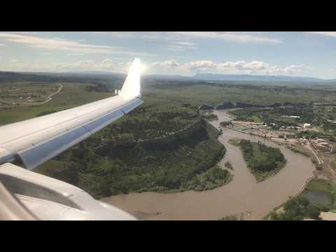 Envoy 9800 landing Billings, MT