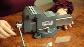 Тиски STANLEY 1-83-066 обзор