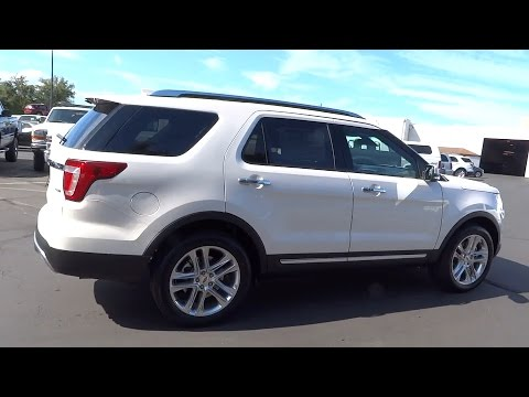 2016 ford explorer redding eureka red bluff northern for Crown motors redding ford