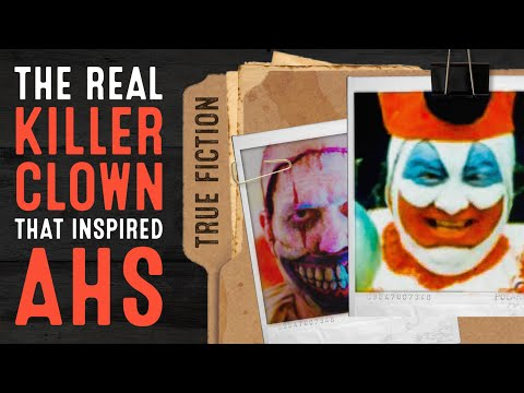 The Real Killer Clown That Inspired AHS' Twisty - True Fiction