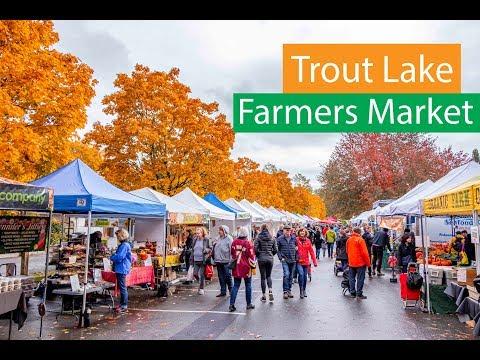 Vancouver Trout Lake Farmers Market