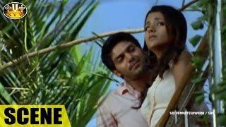 Trisha Propose To Arya Love Scene || Sarvam Movie || Trisha