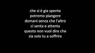 Gemelli Diversi - Un Attimo Ancora lyrics
