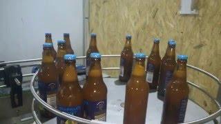 Лінія розливу пива ЮВЕСТ 0,5 БН/1.