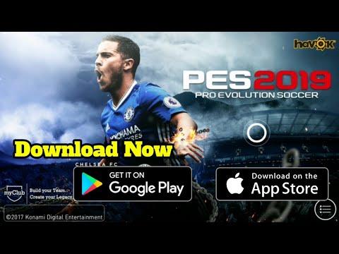 Download PES 2019