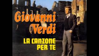 Giovanni Verdi - Help me... tonight (1982)