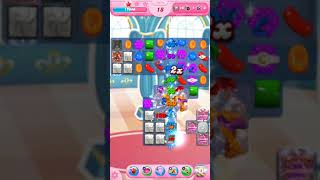 Candy Crush Saga Level 1574 - No Boosters