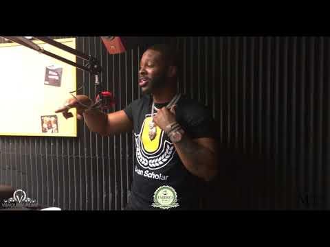 Jean D'eau Artist Spotlight Interview on WJIZ 96.3FM