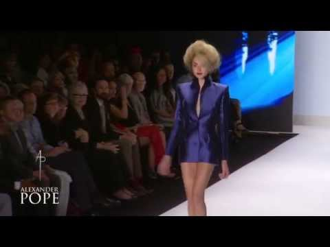 Alexander Pope Mercedes Benz New York Fashion Week Spring/Summer 2014