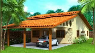 63 🔴 Diseños de casas pequeñas bonitas y economicas YouTube
