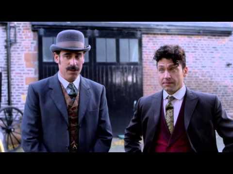 """""""Houdini & Doyle"""": Zwiastun"""