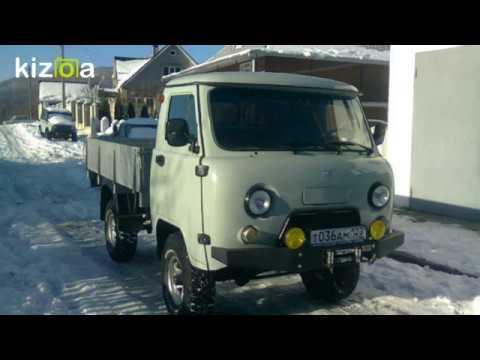 Слайд-шоу: Тюнинг УАЗ 3303 бортовой