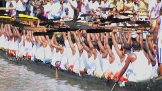 March Past of Nehru Trophy Boat Race
