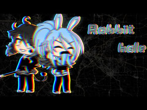 Rabbit Hole // с переводом // GLMV // Ft. Sheoret