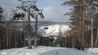 Фанпарк Бобровый лог. Красноярск.(Fun-park Bobrovy log Фанпарк «Бобровый Лог» расположен в отрогах Восточных Саян на Северо-Западных склонах Куйсумс..., 2010-04-30T06:16:45.000Z)