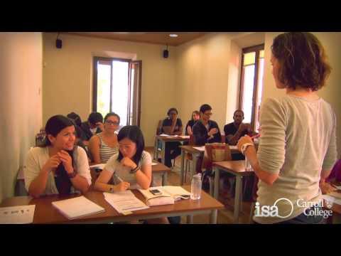 Carroll College Sevilla - ISA Study Center facilities in Sevilla