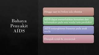 #HIVAIDS 1 | Penularan dan Tahap Gejala HIV AIDS | dr. Ema Surya P.