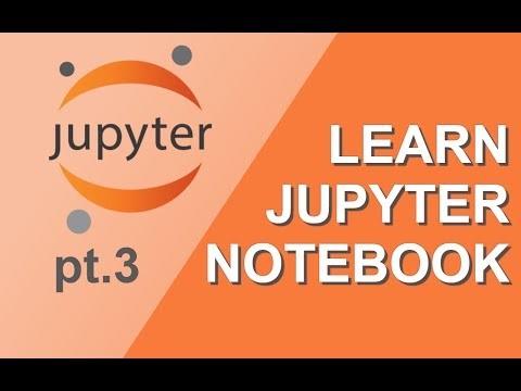 Learn Jupyter Notebooks (Pt 3) Animated Plotting