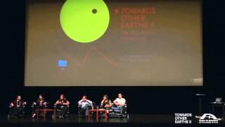 TOE II 2014 [Debate] Exoplanetas: A perspectiva humana na busca de novos mundos