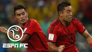 2018 FIFA World Cup Group F: Not looking good for Mexico | ESPN FC