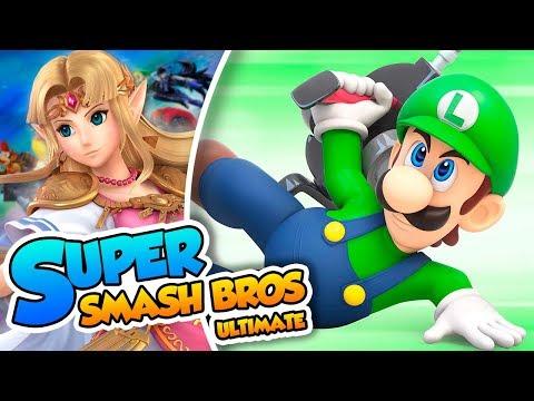 ¡Deseos de la Vía Láctea! - #39 - Super Smash Bros Ultimate (Switch) DSimphony thumbnail