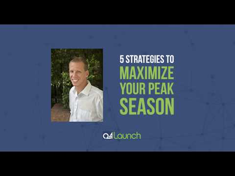 5 Strategies to Maximize Your Peak Season Bookings
