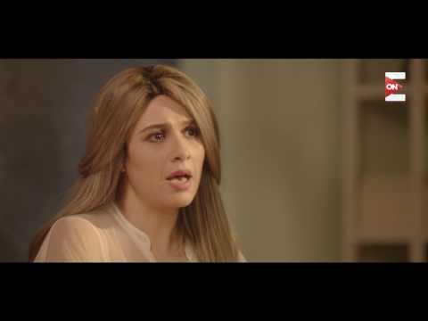 """هربانة منها - نرمين تلجأ للطب البديل واليوجا عشان تتخلص من كوابيس """"لينا"""""""