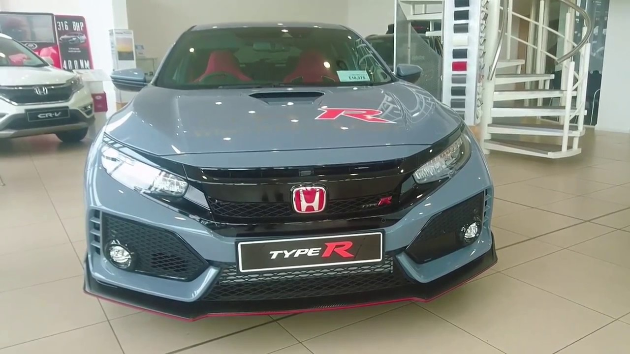 Is This The Best Honda Civic Type R Ever Made 2017