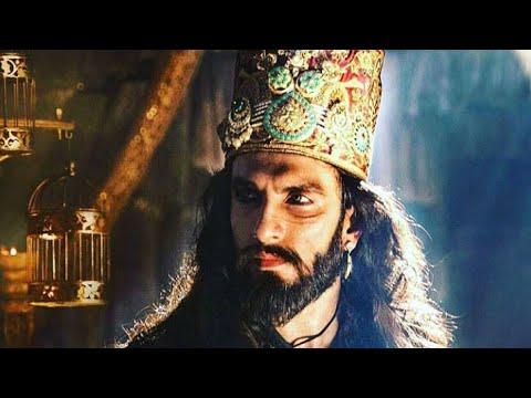 Teri Aakho Ka Ye Kajal ...ranbir Singh Ft.khalbali Song Film Padmavat Hit Song