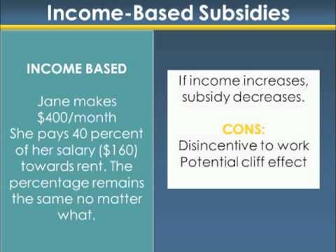 Rapid Rehousing Module 3: Rental Subsidies