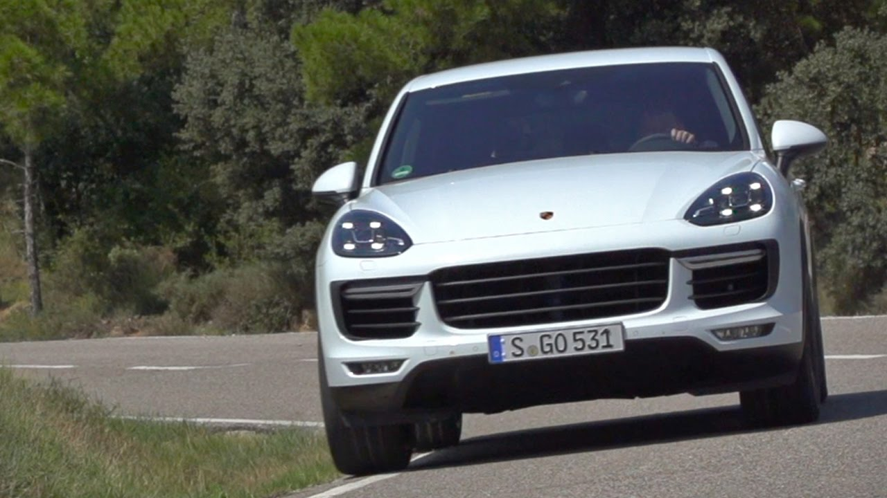 Porsche Cayenne Turbo Review A Sports Car Tred In An Suv Body You