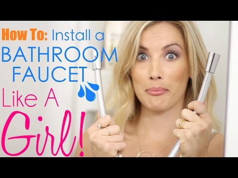 how-to:-diy-bathroom-makeover-4-|-install-a-new-faucet