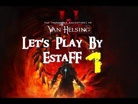 Van Helsing III Acte 1 : Back To Hunt