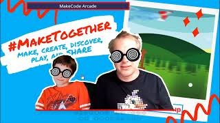 Maker Camp Live! - Microsoft MakeCode Arcade Tutorial