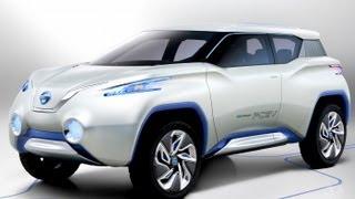 Nissan Terra SUV Concept 2013 Videos