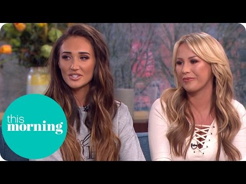 TOWIE Stars Megan and Kate Open Up About Their Relationships | This Morning