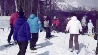 2010年4月4日糠平スキー場。 総勢21名参加なり。