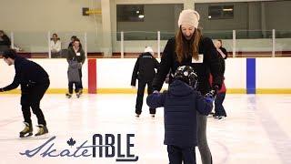 SkateABLE™ - Adaptive Ice Skating Programs