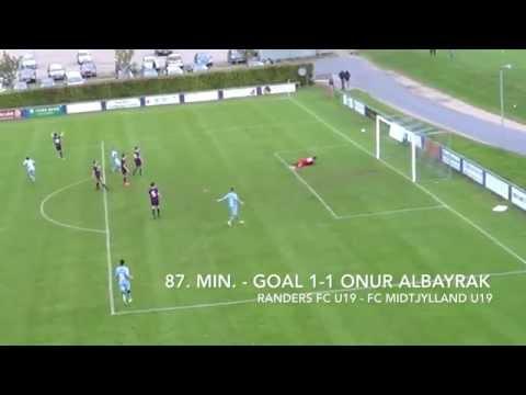 Onur Albayrak  - Goals, Assists and Skills - 2014